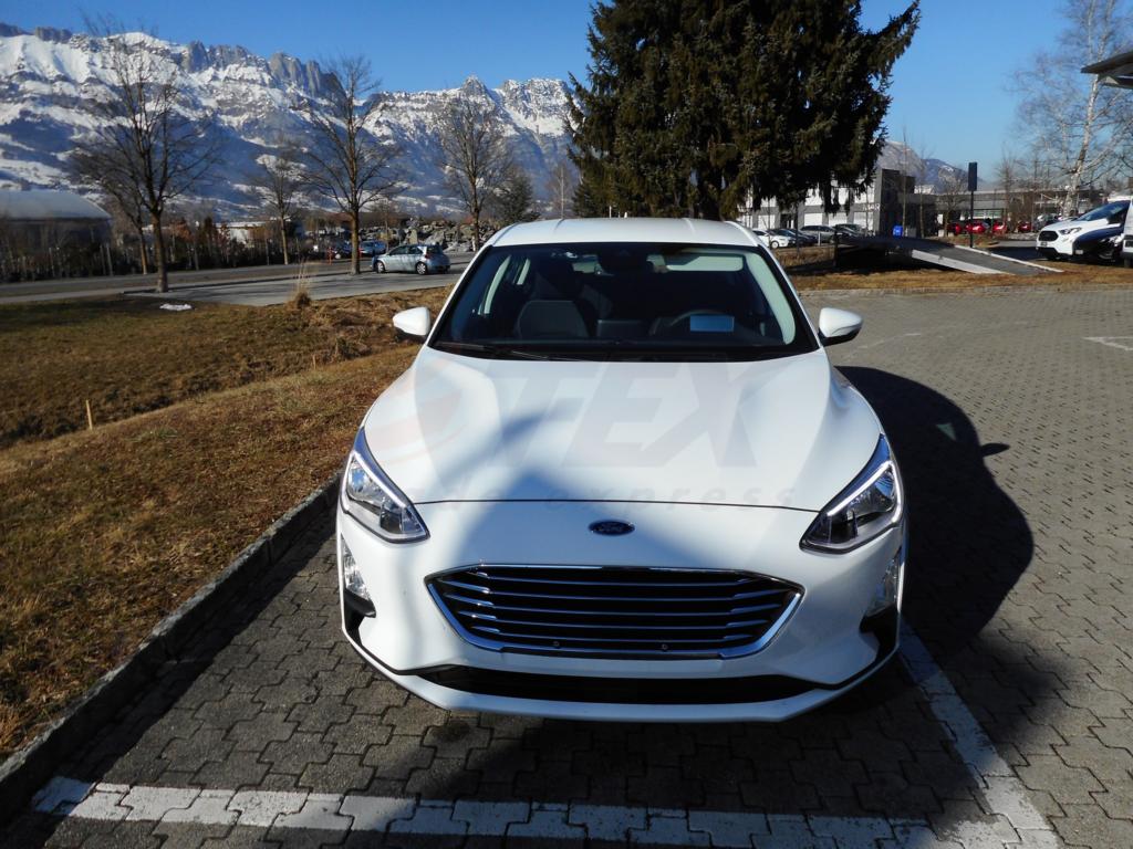 Ford Focus IV 2018-AUJOURD/'HUI 4 Pièces Jeu Avant Arrière Saute Vent Déflecteurs